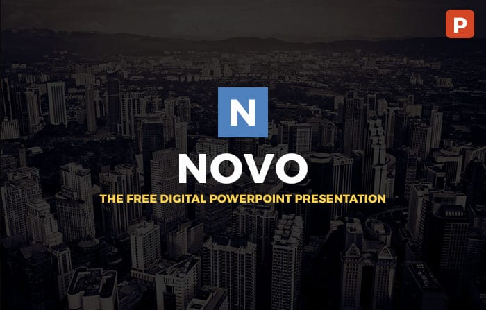 Novo - The Free Digital Powerpoint Presentation