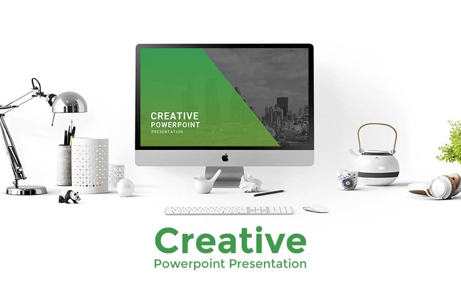 Creative PowerPoint Template Presentation