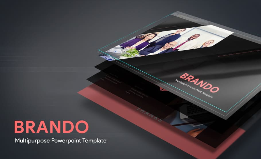 brando multipurpose template for PowerPoint